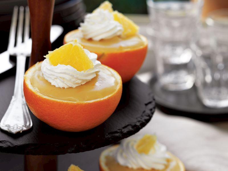 Portakal Kreması