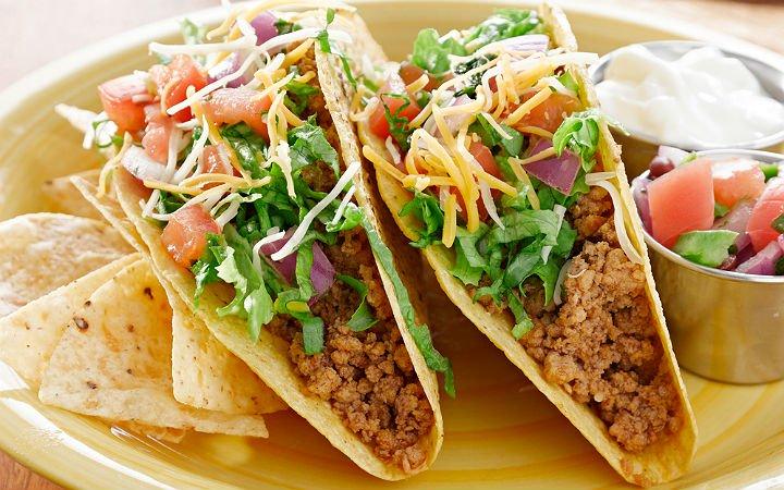 Etli Taco